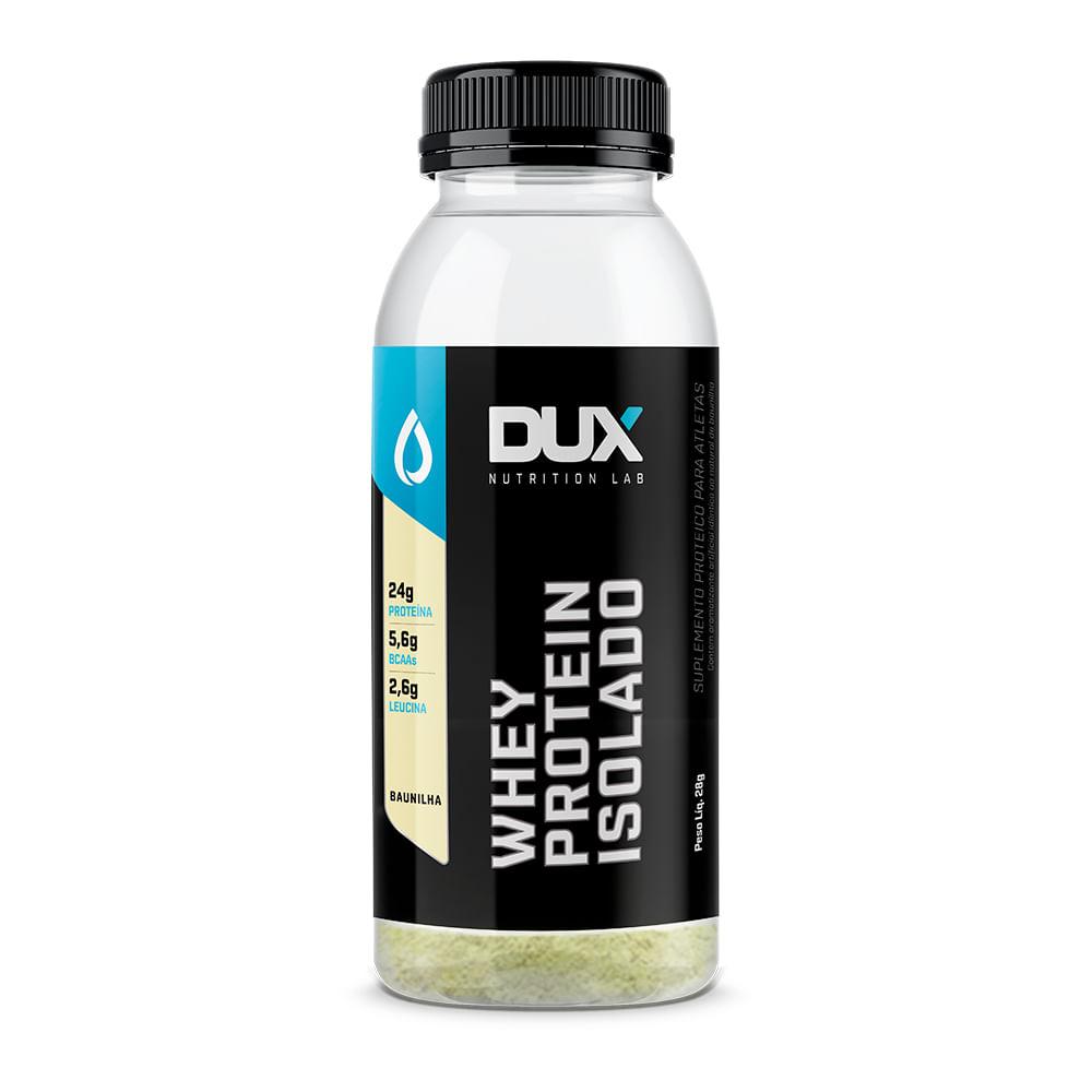 b8eae29da Whey Protein Isolado - Ready to Shake - duxnutrition