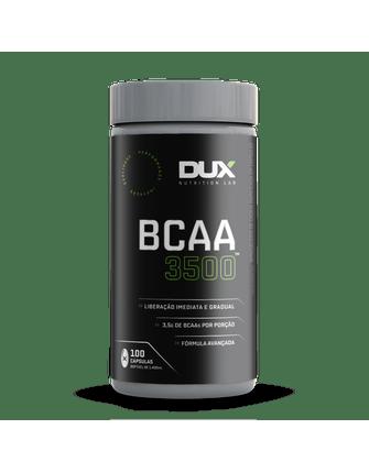 BCAA 3500 - POTE 100 CÁPSULAS