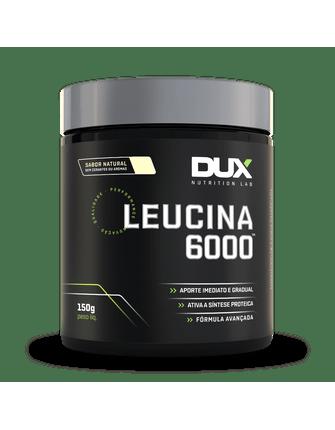 LEUCINA 6000 - Pote 150G - Leucina 6000 - Pote 150g