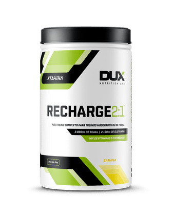 RECHARGE 2:1 - POTE 1000G