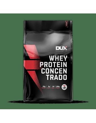 WHEY PROTEIN CONCENTRADO - 1,8 KG
