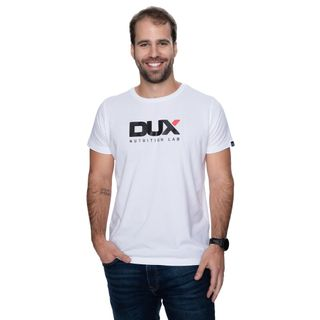 DUX_FotosVestuario_CamisetaMasculinaBranca_Frente