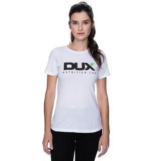 DUX_FotosVestuario_CamisetaFemininaBranca_Frente
